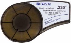Brady M21 B-342 Koszulki termokurczliwe PermaSleeve i oznaczenia kabli