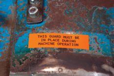 Brady M21 B-595 Etykiety winylowe do ogólnych zastosowań przemysłowych, na zewnątrz i w pomieszczeniach