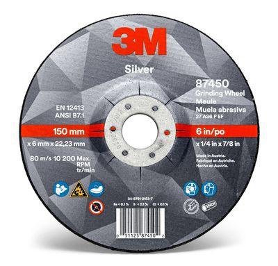 3M seria 51700 Tarcza do szlifowania Silver T27 7 x 22 mm